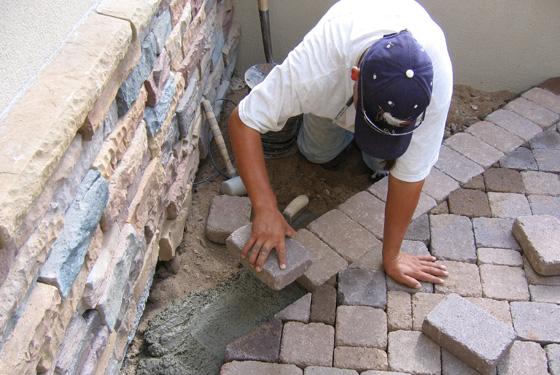 Arizona Paver Installation Stone Creations