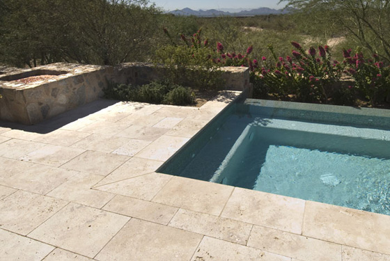 Pool deck pavers photo gallery stone creations for Swimming pool paving pictures